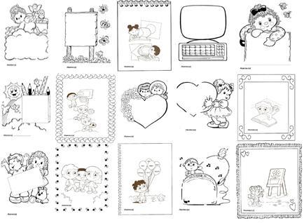 Caratulas para cuadernos de matematica - Imagui
