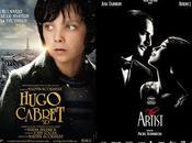 """Invención Hugo Cabret"""" """"The artist"""" homenaje Cinematografía"""