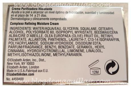 Hidratante Visible Different de Elizabeth Arden