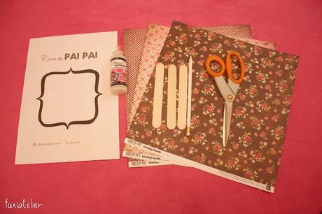 DIY: Crea tu propio Pai Pai