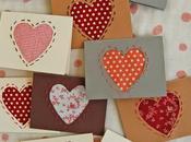 Burbujas enamoradas: corazones papel