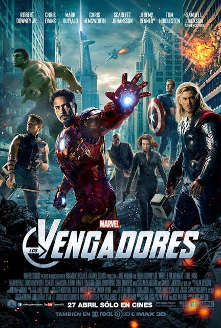 Los Vengadores: otro tráiler y nuevo póster...