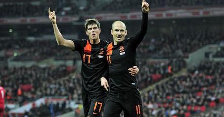 Final anticipada en Wembley!