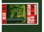 PAUL MOTIAN: Paul Motian Trio, Village Vanguard