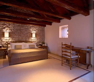 el estilo rustico en el dormitorio i
