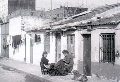 Barrio De Los Almendrales Usera Madrid Paperblog