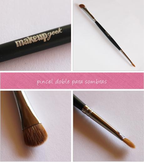 Reseña: Sombras de Makeup Geek Store