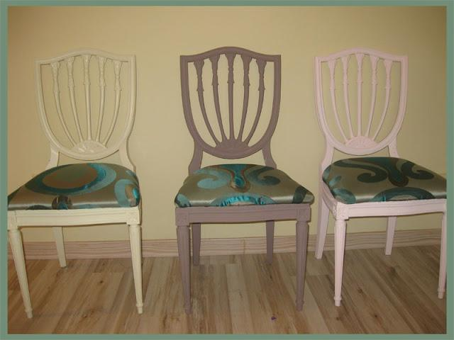 Antes y despu s las sillas de segunda mano de yola - Sillas de cafeteria de segunda mano ...