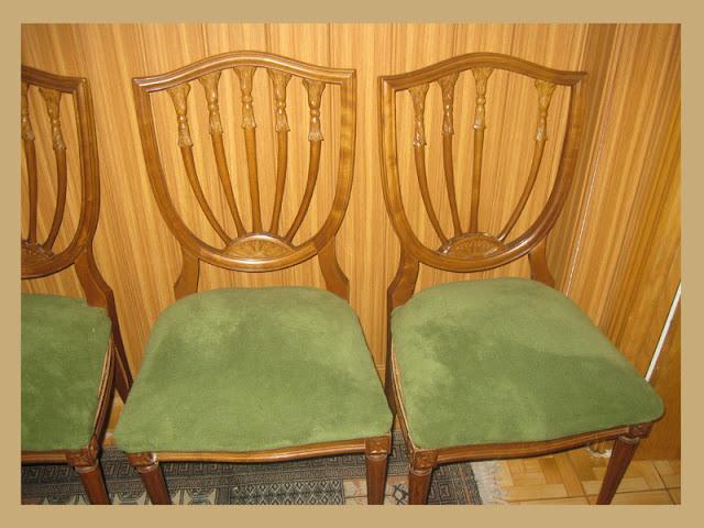 Antes y despu s las sillas de segunda mano de yola for Sillas de jardin segunda mano