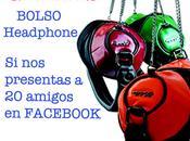 Llévate Bolso Headphone gracias amigos!!!