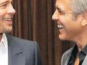 George Clooney Brad Pitt actuará obra homosexual