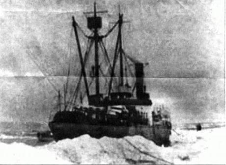 Misteriosos barcos fantasma de la historia