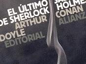 último saludo Sherlock Holmes
