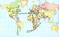 Los lugares más prohibidos del mundo