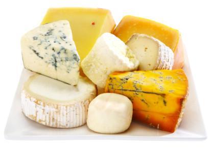 queso Nutrientes: el fósforo en nuestro organismo