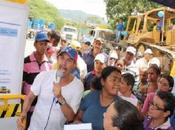 Gobernador Lara invierte millardos Morán