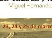 Orihuela-Albatera-Elche-Alicante. Senda Poeta Miguel Hernández 2012