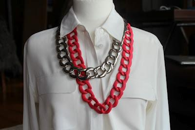 DIY: Collar neón