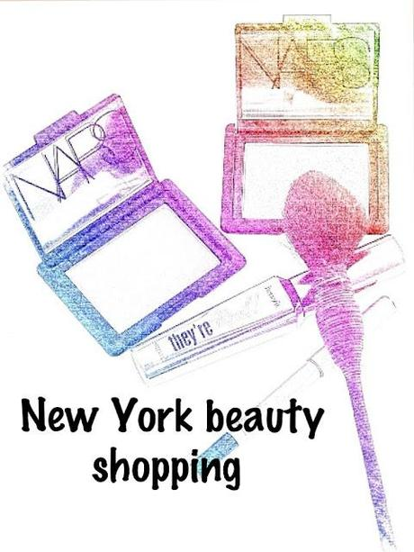 NEW YORK BEAUTY SHOPPING- Comprar cosmética en Nueva York