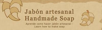 Ideas para regalos navideños: Jabón artesanal