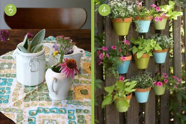 Macetas originales seis buenas ideas con las que empezar bien la semana paperblog - Macetas originales para plantas ...
