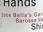 Vino Shiraz Barossa Valley Bella's Garden 2008 compañía Hands, Michael Twelftree