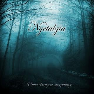 Nyctalgia - Time Changed Everything (2009)