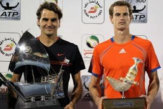 Ver -Federer vs Murray- Dubai 2012