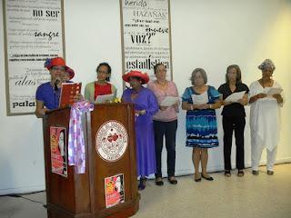 San Juan, Puerto Rico abre Festival Grito de Mujer 2012