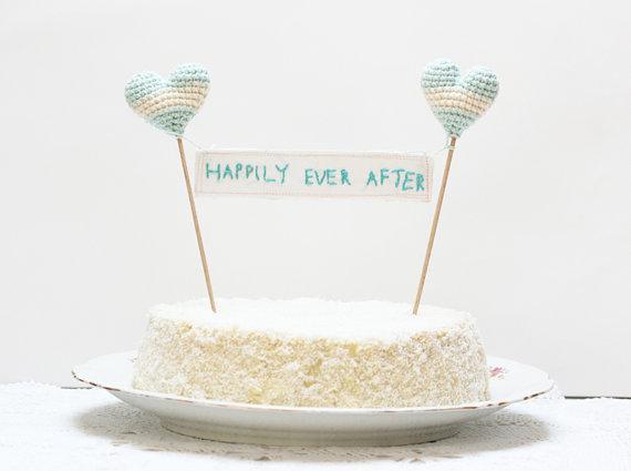 Descubrimientos en Etsy: Cake Toppers