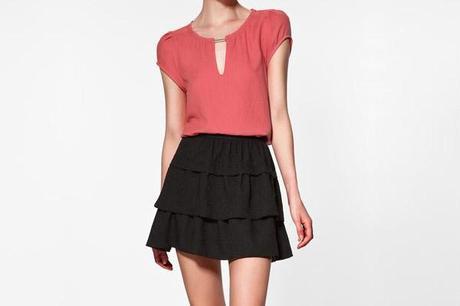 camisa coral primavera