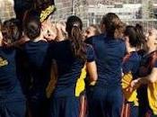 sub-15 sub-17 femeninas nacionales entrenan rozas