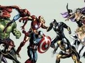 Avengers X-Men supera Liga Justicia