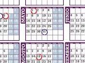 Calendario laboral festivo Almadén