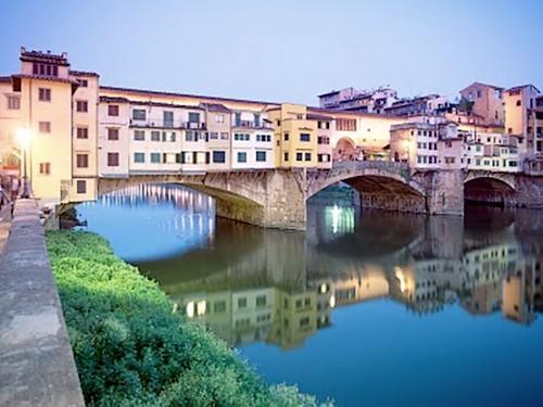Puentes más curiosos del mundo - Ponte Vecchio, Italia