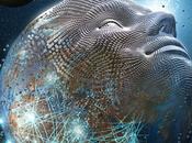Imaginando mundo interconexión total, donde nuestro cerebro Internet