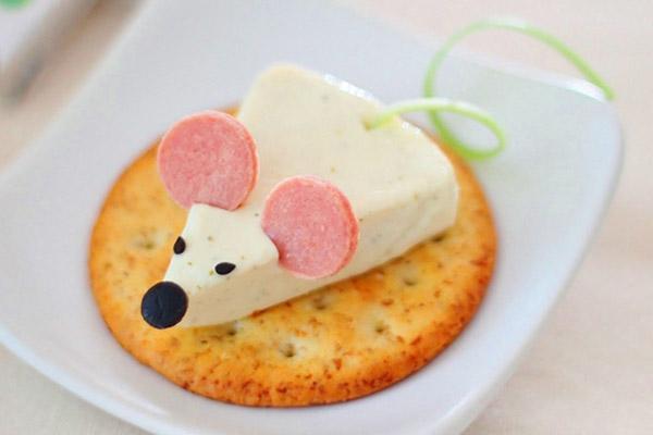 Comida para niños divertida