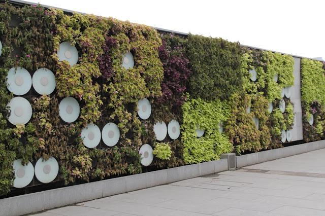 Comparativa entre sistemas constructivos de jardines for Riego jardin vertical
