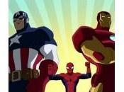 Nuevas imágenes serie animación Ultimate Spider-Man