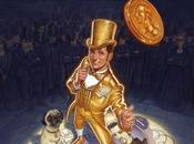 Dinero mansalva: Terry Pratchett hace saltar banca