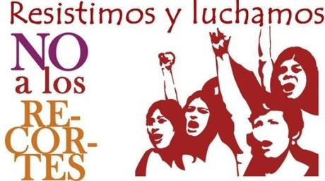 Mujeres lesbianas, bisexuales y transexuales exigen un 8 de Marzo sin recortes