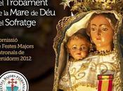 Benidorm. Aniversario llegada Virgen Sufragio