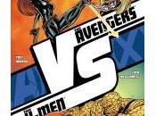 Portadas para Avengers X-Men