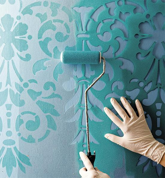 Today i like estos efectos con pintura paperblog - Pinturas con efecto ...