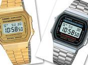 Casio, relojes encantan