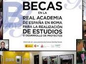 Becas academia españa roma para artistas creadores españoles iberoamericanos