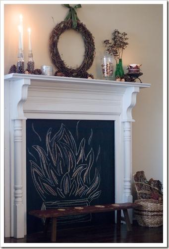 Ideas para decorar con falsas chimeneas paperblog - Chimeneas para decorar ...