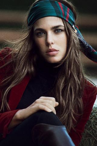 Carlota Casiraghi, nuevo rostro Gucci - Paperblog