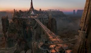 Cine-John Carter: Andrew Stanton habla del rodaje