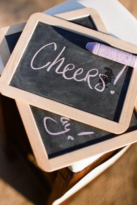 ¡Pon un CARTEL en tu boda!